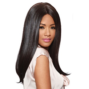 Sleek Synthetic 101 Iman Wig